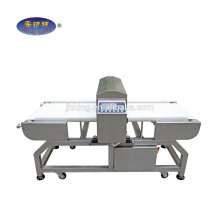 International food standard safety quality food programs necessary machinery food metal detector with Rejector device