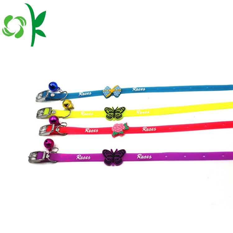 Silicone Cat Safe Collar