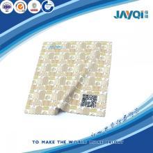 Impresión de encargo de la tela de la lente de 220gs Microfibra