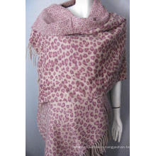 Wool Printed Scarf Img_7350