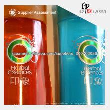 Hologramm-Plastikmarken-Firmenzeichenaufkleber