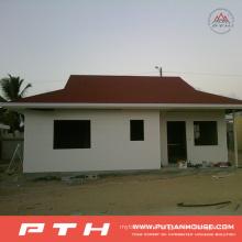 Customized Prefabricated Steel Frame Villa Building as Modular House