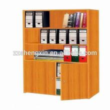 Escritório de arquivo de madeira