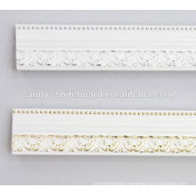 Solid wood frame creative hanging wall frame edge article