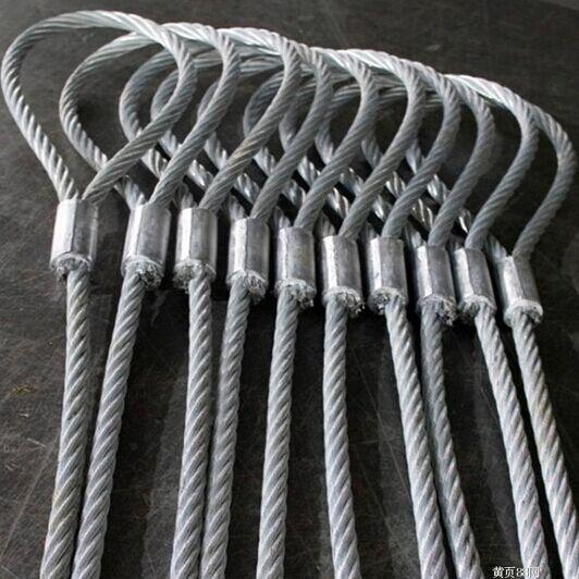 steel wire rope sling 07