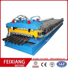 galvanized metal glazed tile profiling machine