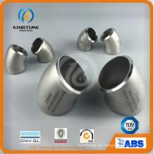 Edelstahl Fitting 45D Lr Winkeleisenfittings (KT0322)