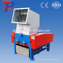 Verwenden Sie 11kw und Single-Welle Kunststoff Gummi-Brecher Mühle für Müll-Shredder China