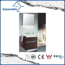 Combinaison de vanité de salle de bain en finition châtain foncée (ACF8935)