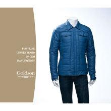 Ropa de la marca de fábrica abajo de la chaqueta para el invierno