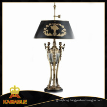 Graceful Brass Decoration Table Lamp (CT20200-2VBN_2)