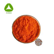 Extrait de poudre de Dunaliella salina bio Bêta carotène 10%