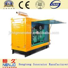 Generador silencioso a prueba de lluvia de la mejor calidad de 450KVA Wudong