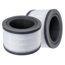 Air Purifier Hepa and Carbon Filters Air Conditioner Parts for Levoit Vista 200-RF Filtrete