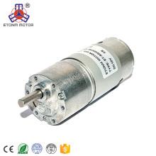Motor de engrenagem 12v dc 50 kg-cm