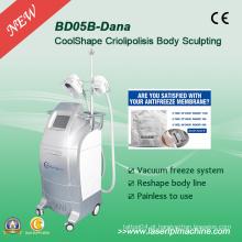 Profissional e Fast Cryo gordura Freeze emagrecimento máquina Bd05b