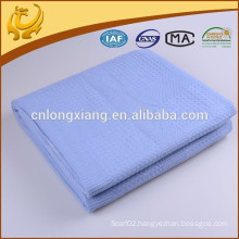 Muslin Wide Size Solid Color And Hot Selling Factory Wholesale 100% Cotton Woven Blanket