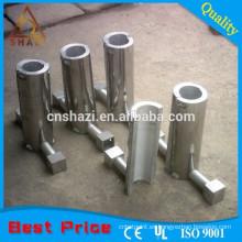 Calentamiento de aluminio fundido de calor para selladores térmicos