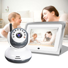 7+Inch+Battery+Powered++Baby+Monitor