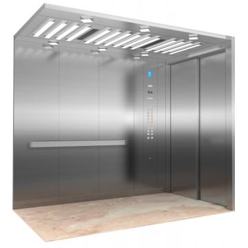 Lift Kerusi Roda Hospital Stainless Steel Lift