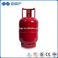 Portable 11KG Bulk LPG Gas Cylinder Storage Tanks
