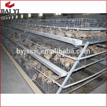 H Type Chick Growing Cages, Baby Chicks Kenya Distribuidor, Mink Wire Mesh Cage