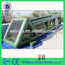 Volante inflable pvc material de buena calidad ropeway para adultos y niños
