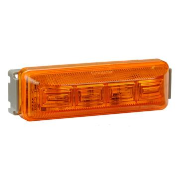 SAE / DOT Disetujui LED Commercial Vehicle Clearance Lamps