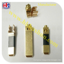 The British BS Copper Gauge Plug Pins BS1363 Standard RoHS Environmental Protection
