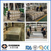 Placa de verificação de alumínio AA1100 H14 Big 5 Barras