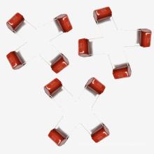 Metallisierter Polyesterfilm-Kondensator Mkt-Cl21 15UF 5% 100V für Niederspannungs-Wechselstrom-System