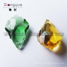 où acheter des perles de cristal de feuille d'érable pour faire des bijoux