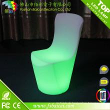 LED Esszimmerstuhl mit Akku
