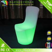 LED Dining Chair with Rechargeable Battery