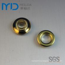 Ojales de metal de 8 mm con lavadora