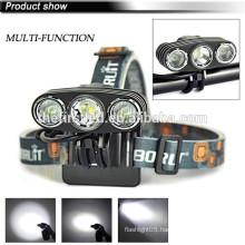 JEXREE Cree XM-L2 LED Bicycle Bike Light HeadLamp Torch