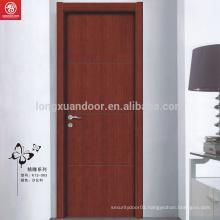 New design pvc wooden door interior door with best price