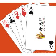 Personalisierte Spielkarten / Customized Poker Karten mit Logo