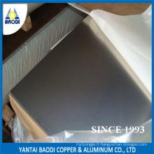 Feuilles d'aluminium (série 3000)