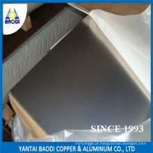 Folhas de alumínio (série 3000)
