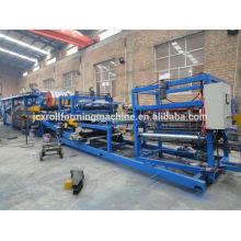 Línea de producción de paneles compuestos de aluminio, línea de producción de paneles sándwich EPS
