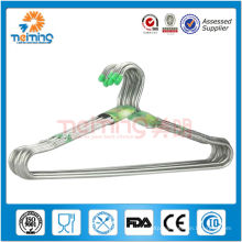 Promotion product stainless steel durable hanger/coat hanger