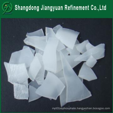 Flake Aluminum Sulfate / Aluminium Sulfate Al2 (SO4) 3