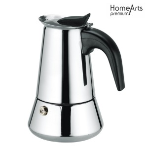 China Supplier Conical Boiler part Stainless Steel Espresso Coffee Maker