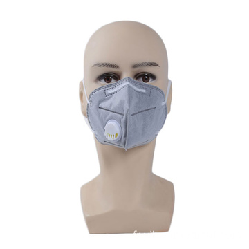 Masque anti-virus jetable KN95