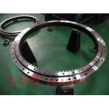 Excavator Komatsu PC400LC-5 Slewing Ring, Swing Circle P/N: 208-25-A2100