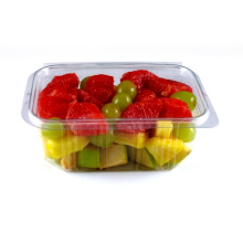 Customizing Clear Plastic Cherry Fruit Packaging Box