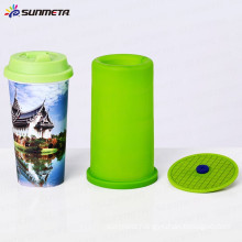 Sunmeta sublimation silicon clamp for straight cup made in china