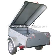 China wholesale box trailer,utility trailer,galvanized utility trailer