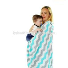 bebê na moda cobertor swaddle musselina bebê envoltório orgânico